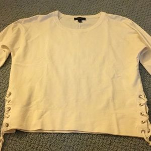 J. Crew 3/4 Length Sleeve Sweatshirt